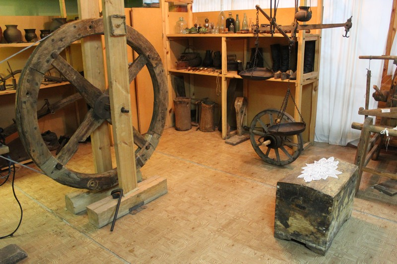 Этнографический музей, Касли