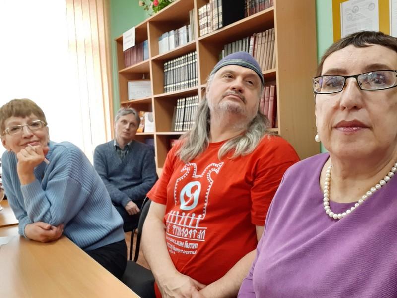 Литература и краеведение от Карелии до Урала