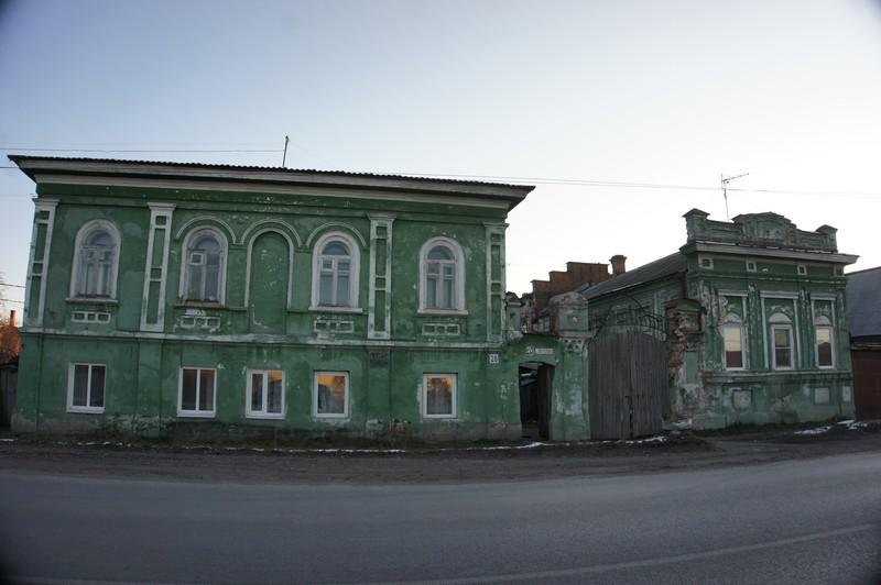Бажовский Камышлов