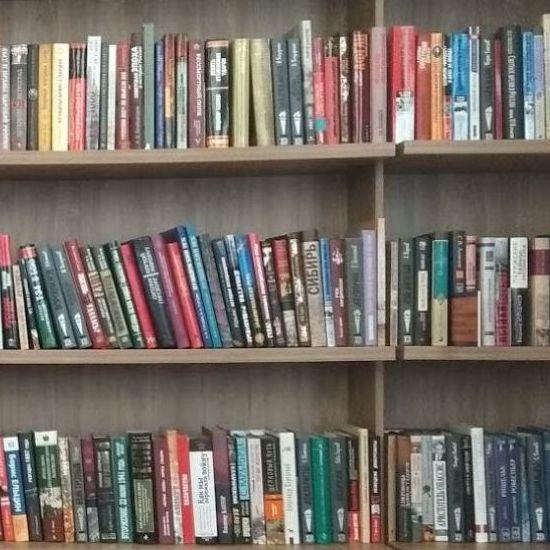 Библиотеки о вирусе