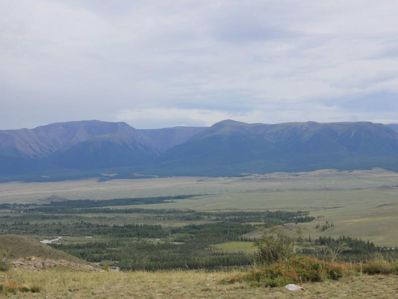 Джиппинг, Чуйская долина, горы