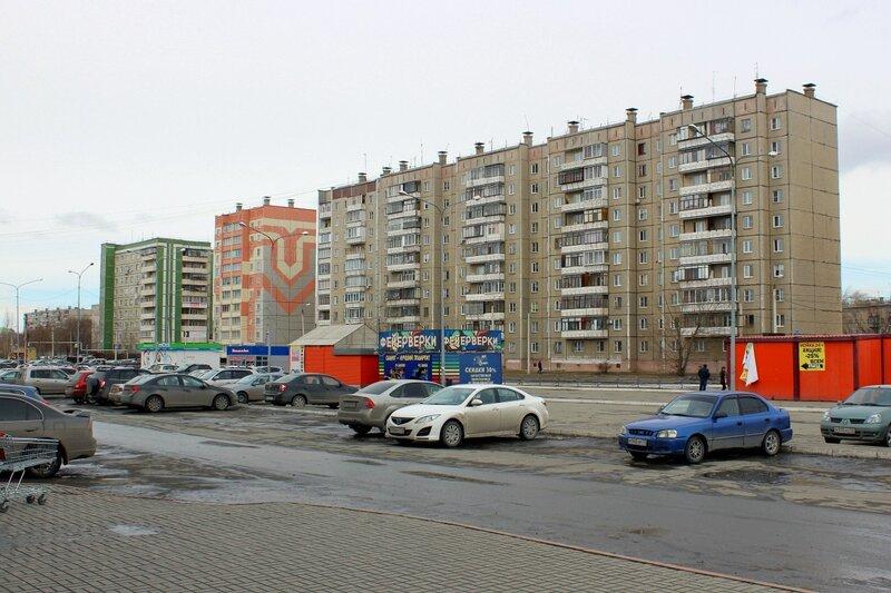 Улица имени Руставели