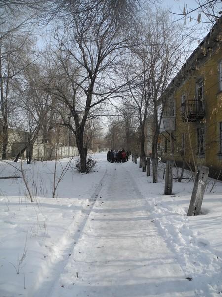 Улица Правдухина