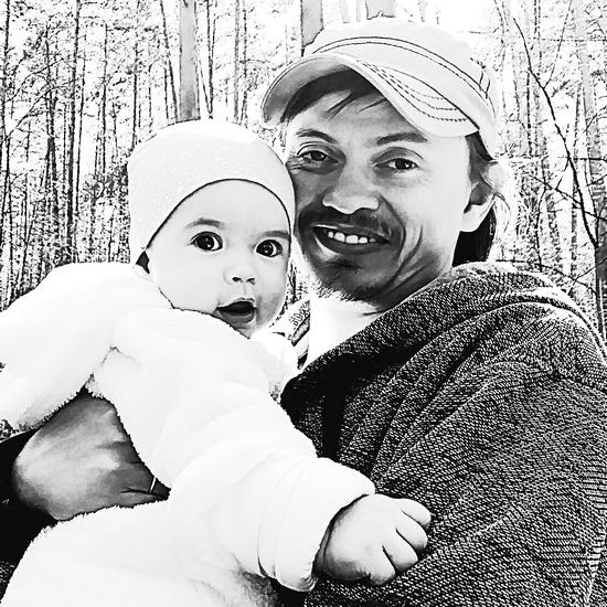 День рождения Антона Бахарева-Чернёнка