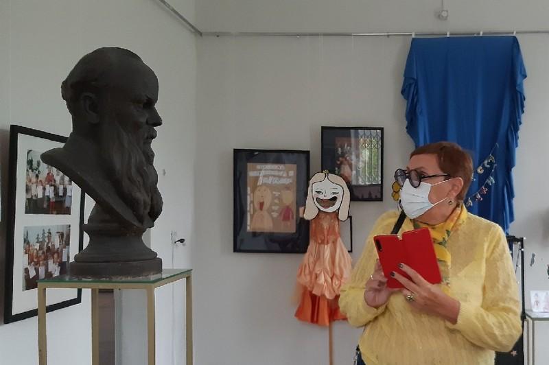 По следам Бажова  № 5. Нижнетагильский музей изобразительных искусств