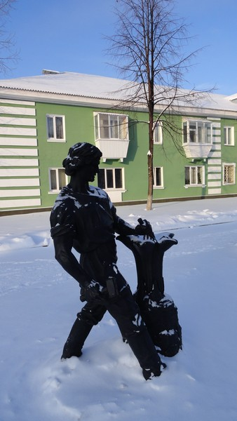 По следам Бажова-2. Полевской