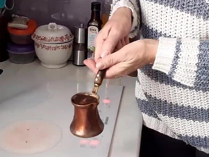 Утренний кофе от Марины Волковой