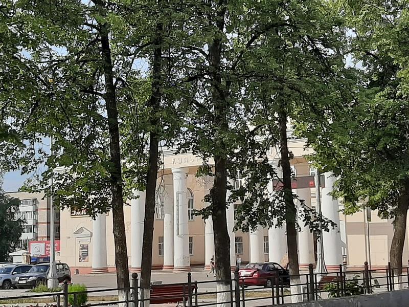 Урал-Карелия. День второй. Краснокамск