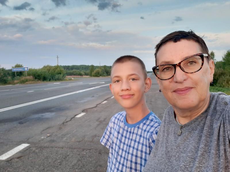 Урал-Карелия. День второй. Дорога до Никольска
