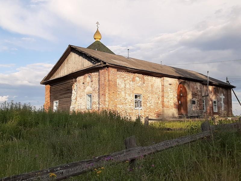 Урал-Карелия. День третий. Прогулка по Никольскому
