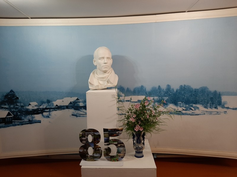 Урал-Карелия. День третий. Никольское, музей Рубцова