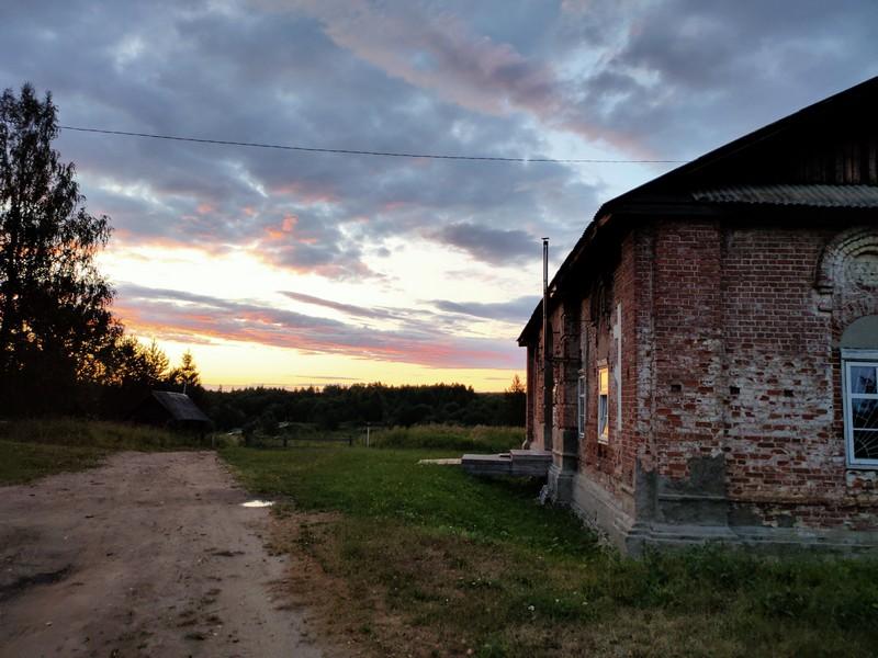 Урал-Карелия. Третий день, вечер в Никольском