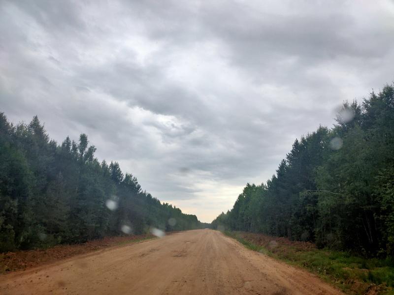 Урал-Карелия. День четвертый. Утреннее Никольское